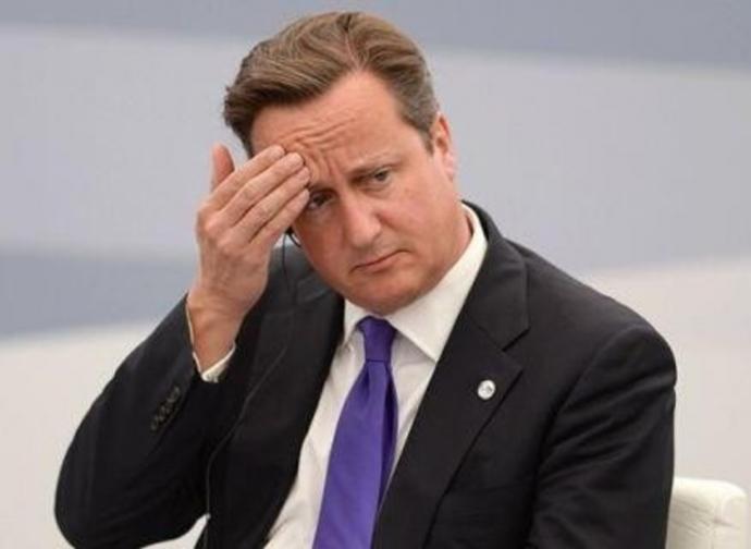 涉违规游说 英前首相卡梅伦遭调查