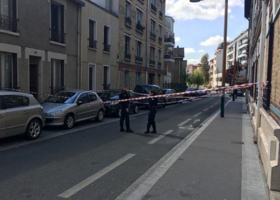 父女巴黎市郊遭枪击 10岁女童重伤