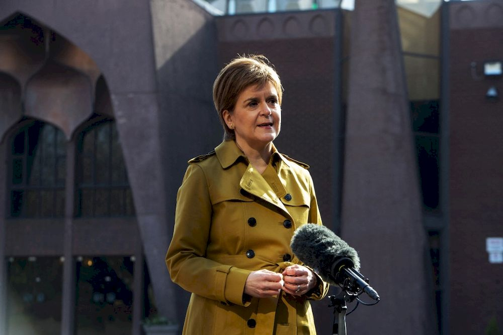 Scottish independence party banks on healthcare promises for re-election