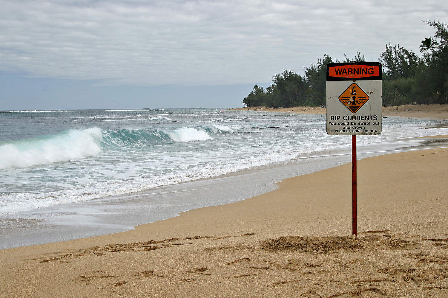 Here's What to Know About Rip Currents — and What You Can Do To Stay Safe In One