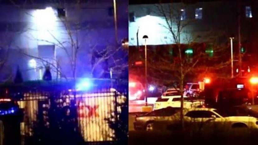 印第安纳速递仓库爆枪击8死 枪手自杀亡