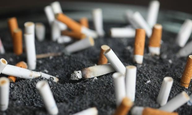 终结香烟 纽放眼2025年成无烟国