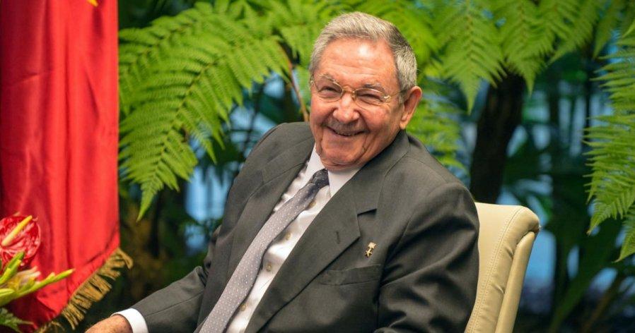劳尔卡斯特罗宣布辞任古巴共产党第一书记