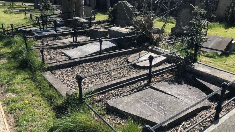 Jewish gravestones damaged in Belfast cemetery hate crime