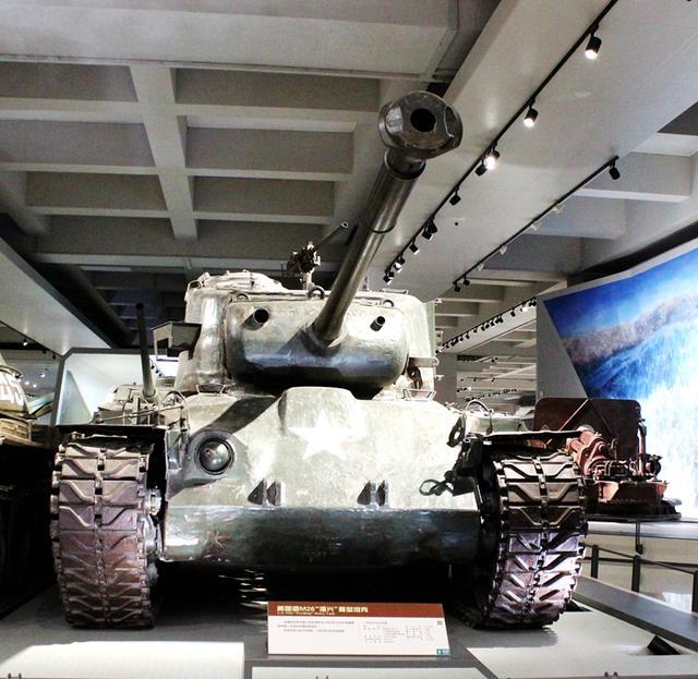"""二战美军T32重型坦克:M26""""潘兴""""的遗腹子,未能参加二战"""