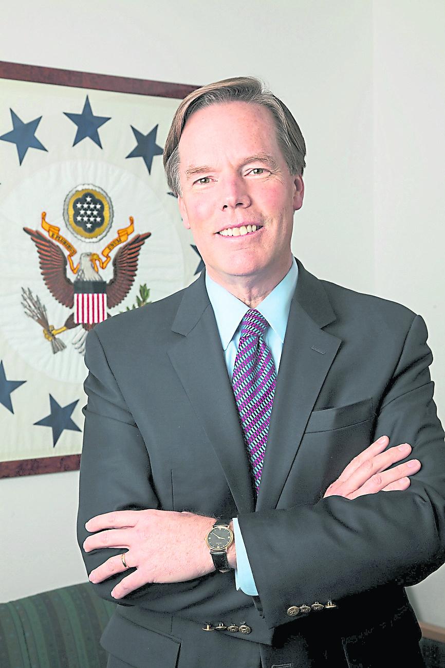 已进入最后审查 伯恩斯或美任驻华大使