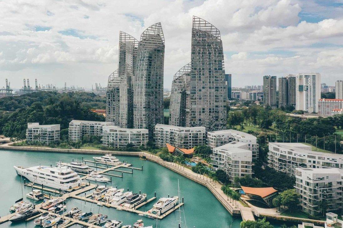 Ultra-rich Asians and Chinese citizens eye Singapore luxury homes amid coronavirus pandemic