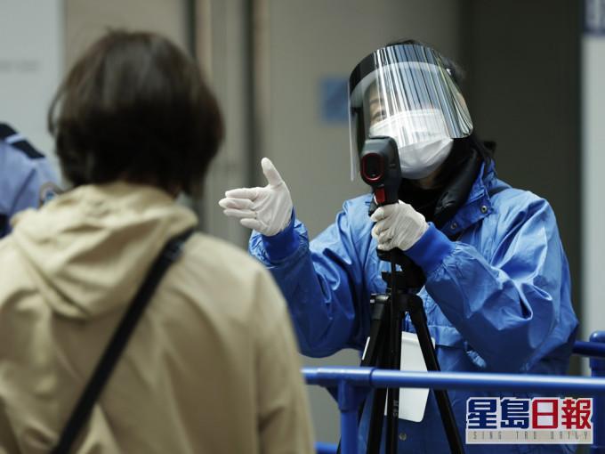 大坂增1220宗新冠确诊再创新高 南韩增672宗多数为社区感染