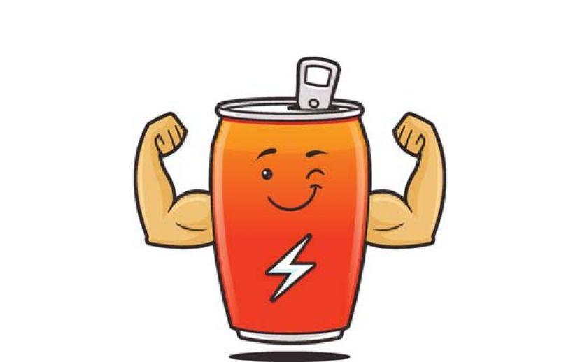 日饮4罐能量饮料 男大生心脏肾脏衰竭