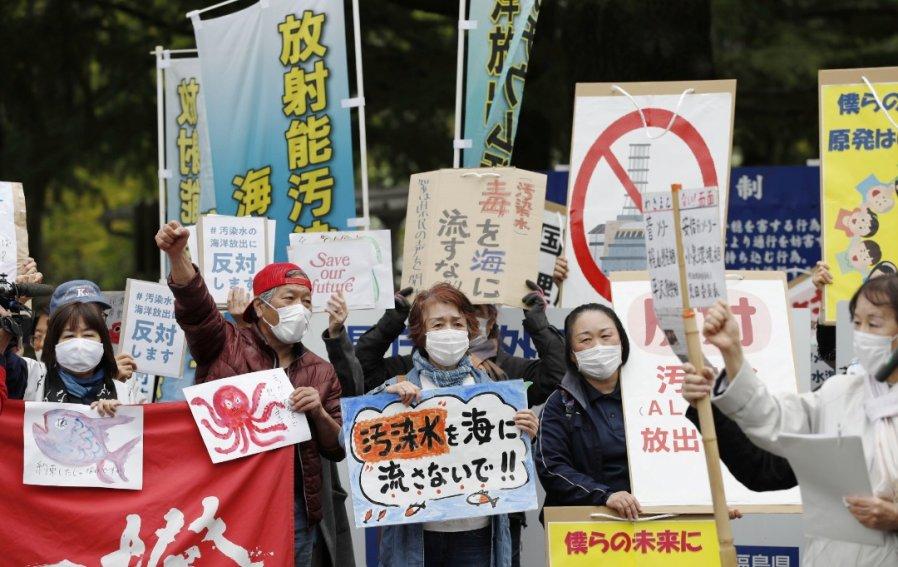 【日核废水排海】日本或让韩国监督核废水排放