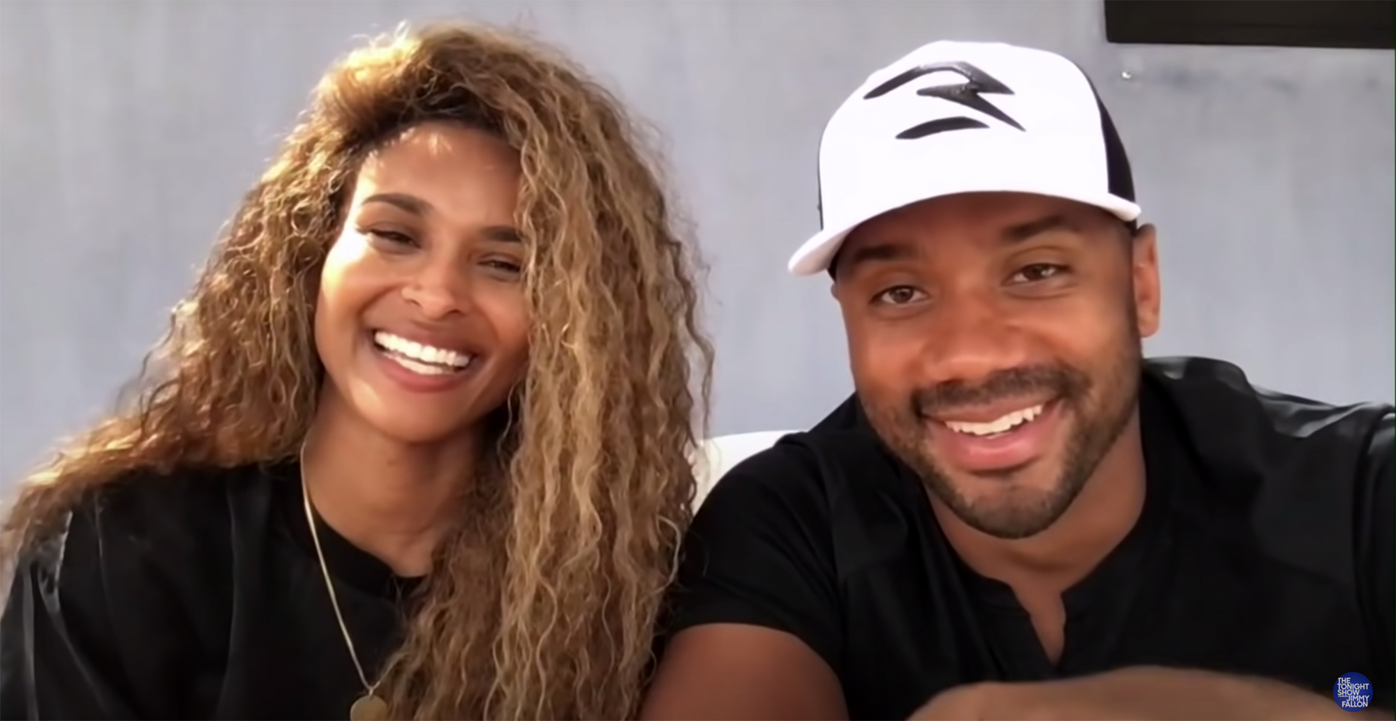 Ciara Says 'Energetic' 8-Month-Old Son Win Has His Dad Russell Wilson's Genes 'Running Through Him'
