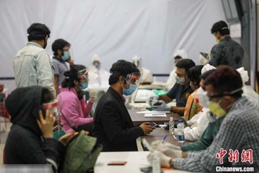 印度连续12天刷新单日新增纪录 强生疫苗将在美回归?