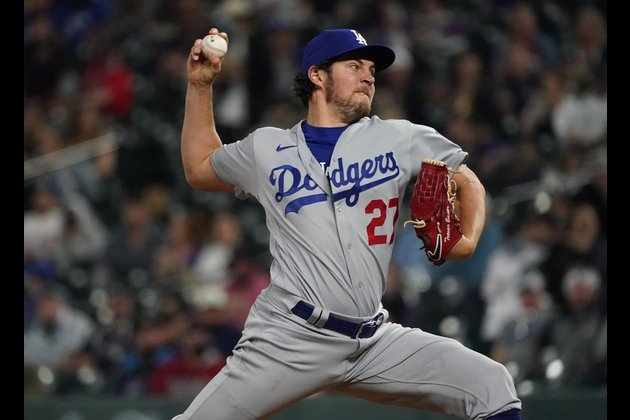 Trevor Bauer-Blake Snell duel set to cap Dodgers-Padres series