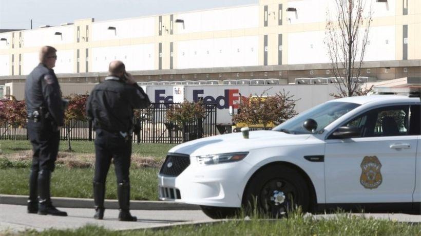 Indianapolis gunman bought rifles despite earlier gun confiscation