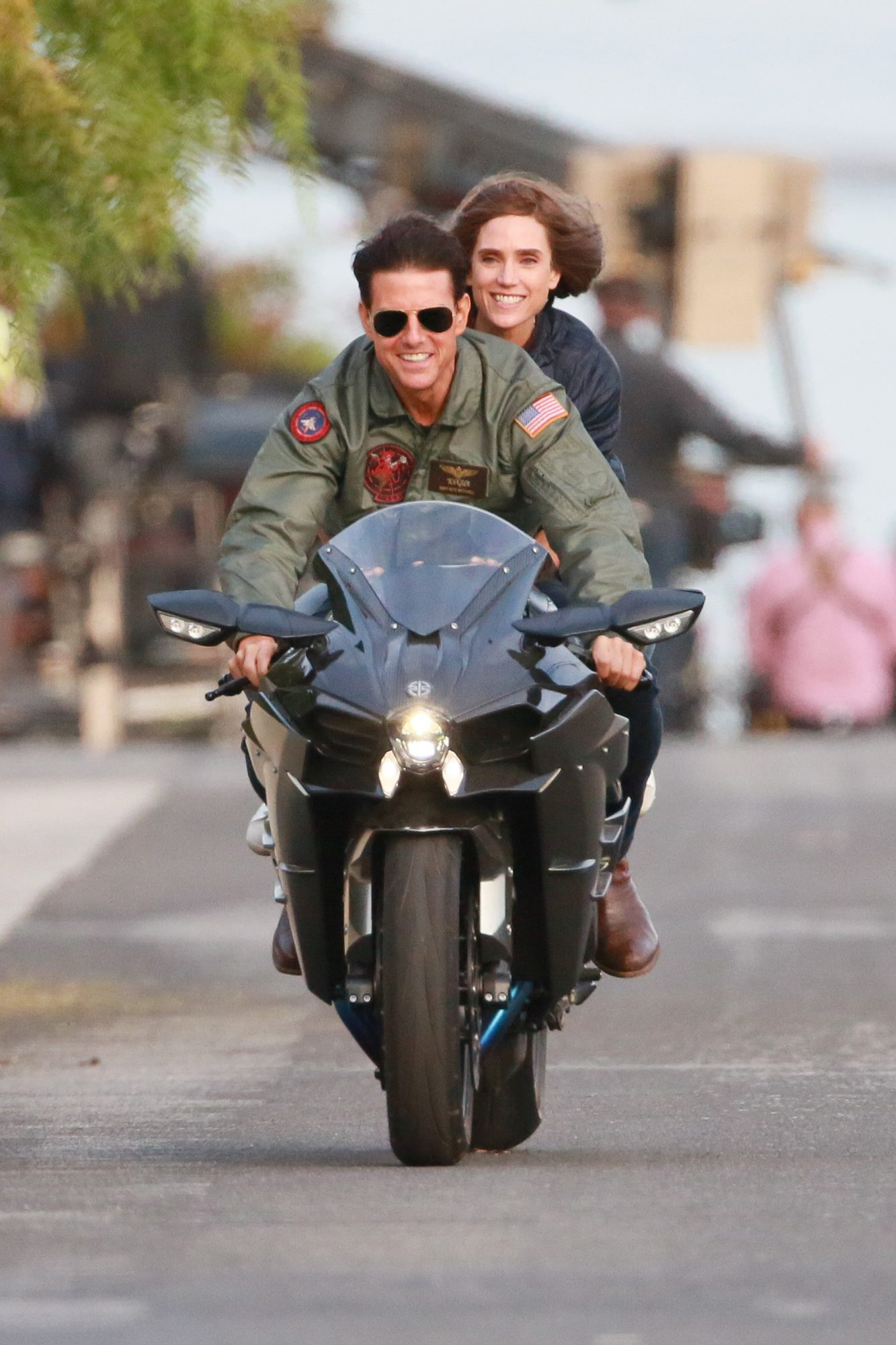 Top Gun: Maverick Star Jennifer Connelly Says Tom Cruise Helped Her Get Over Her 'Crippling Fear' of Flying