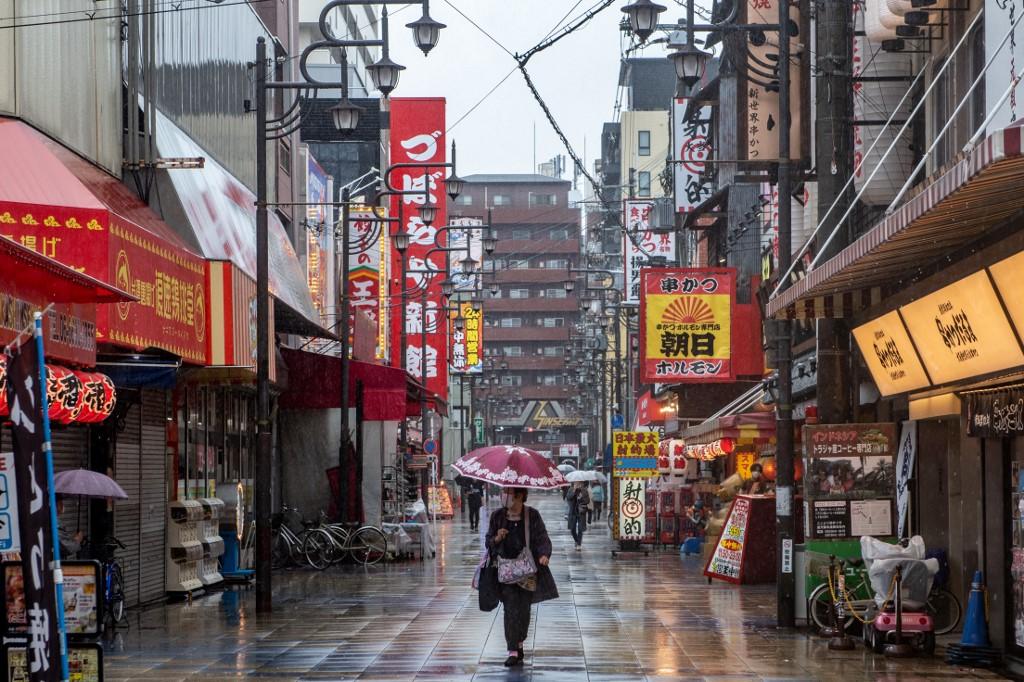 【冠状病毒19】日本病床紧张 逾四成病患在家疗养