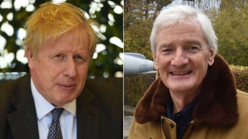 Dyson lobbying row: No 10 announces leak inquiry into Johnson's texts