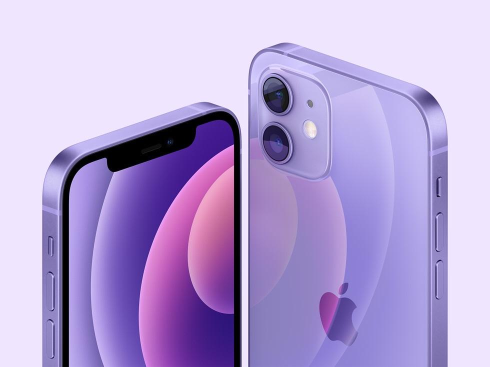 果粉钱包准备好了沒! 紫色iPhone 12售价RM3899起