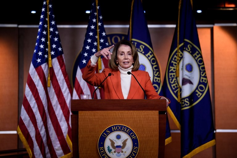 House Speaker Pelosi criticized for thanking George Floyd for 'sacrificing your life'