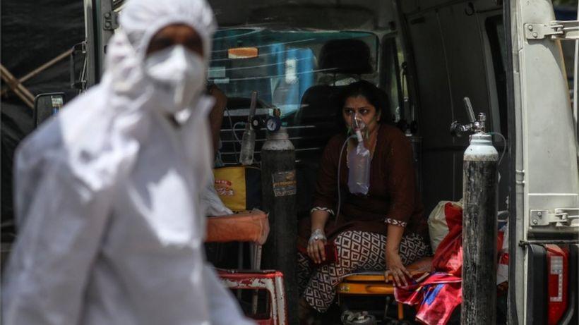 India Covid: Delhi high court criticises 'ridiculous' oxygen shortage