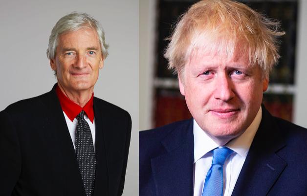 Billionaire businessman James Dyson moves back to UK amid tax row