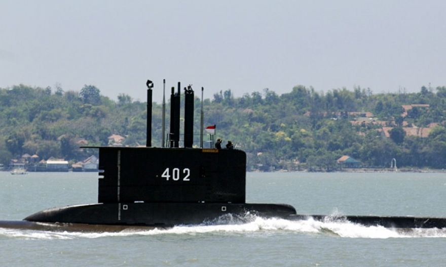 Missing Indonesian submarine: A look at major submarine incidents around the world