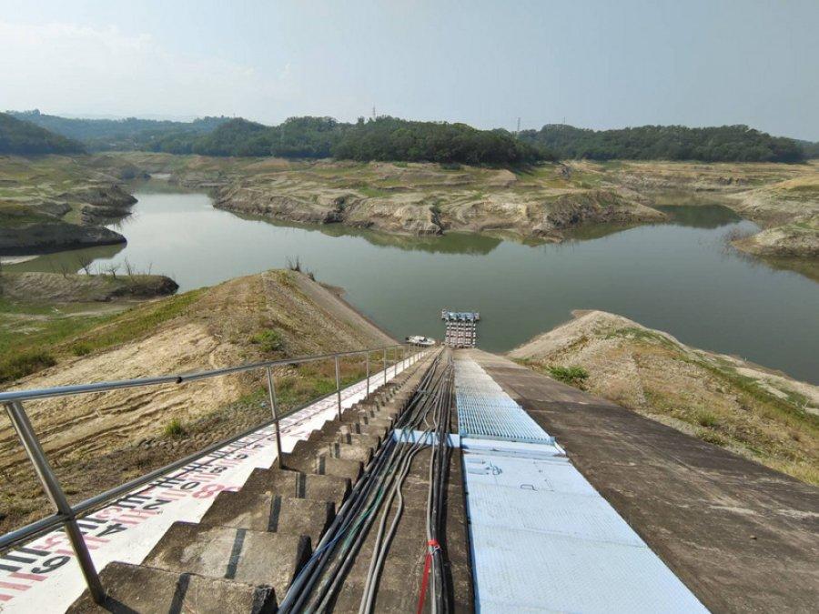 【台湾干旱】11座水库存量告急 7水库蓄水率不到10%