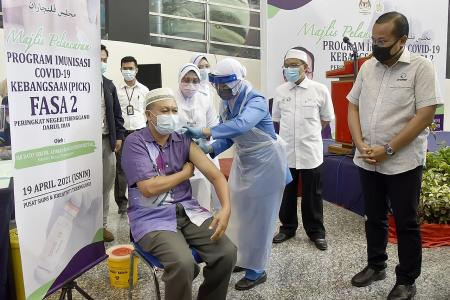 States free to procure vaccines on their own: Malaysian minister