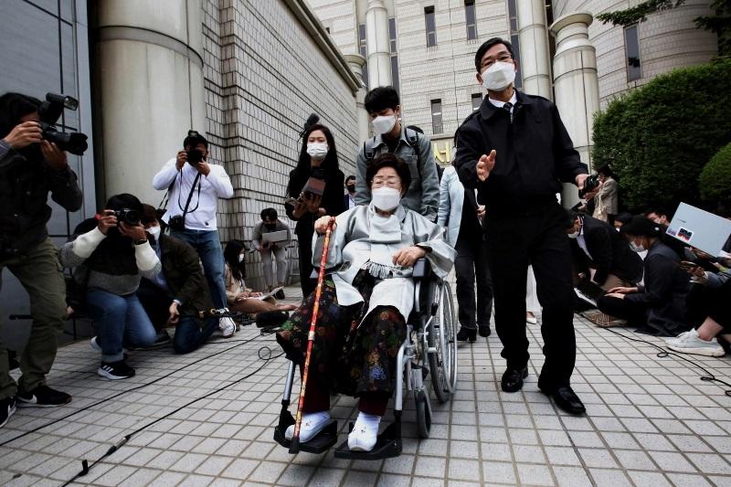 """韩国法院裁定 """"慰安妇""""要求日本政府赔偿二审败诉"""
