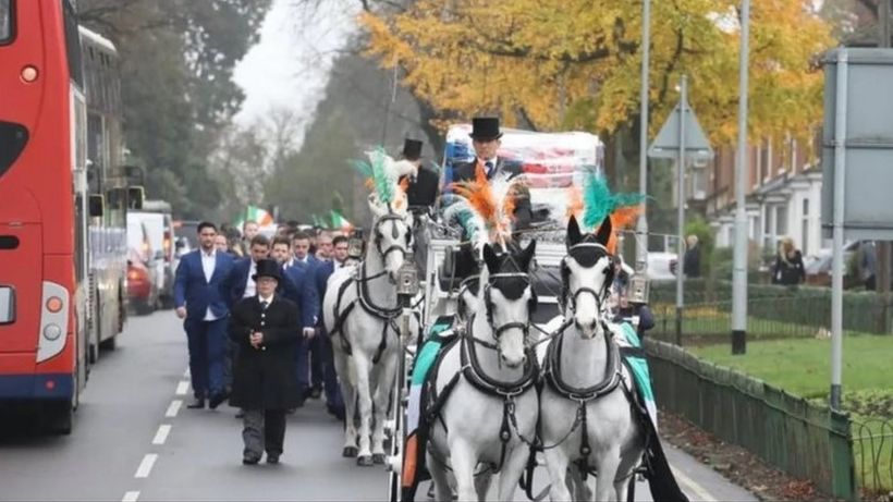 Covid-19: MP claims 'outrage' at dropped charge for 150-guest funeral
