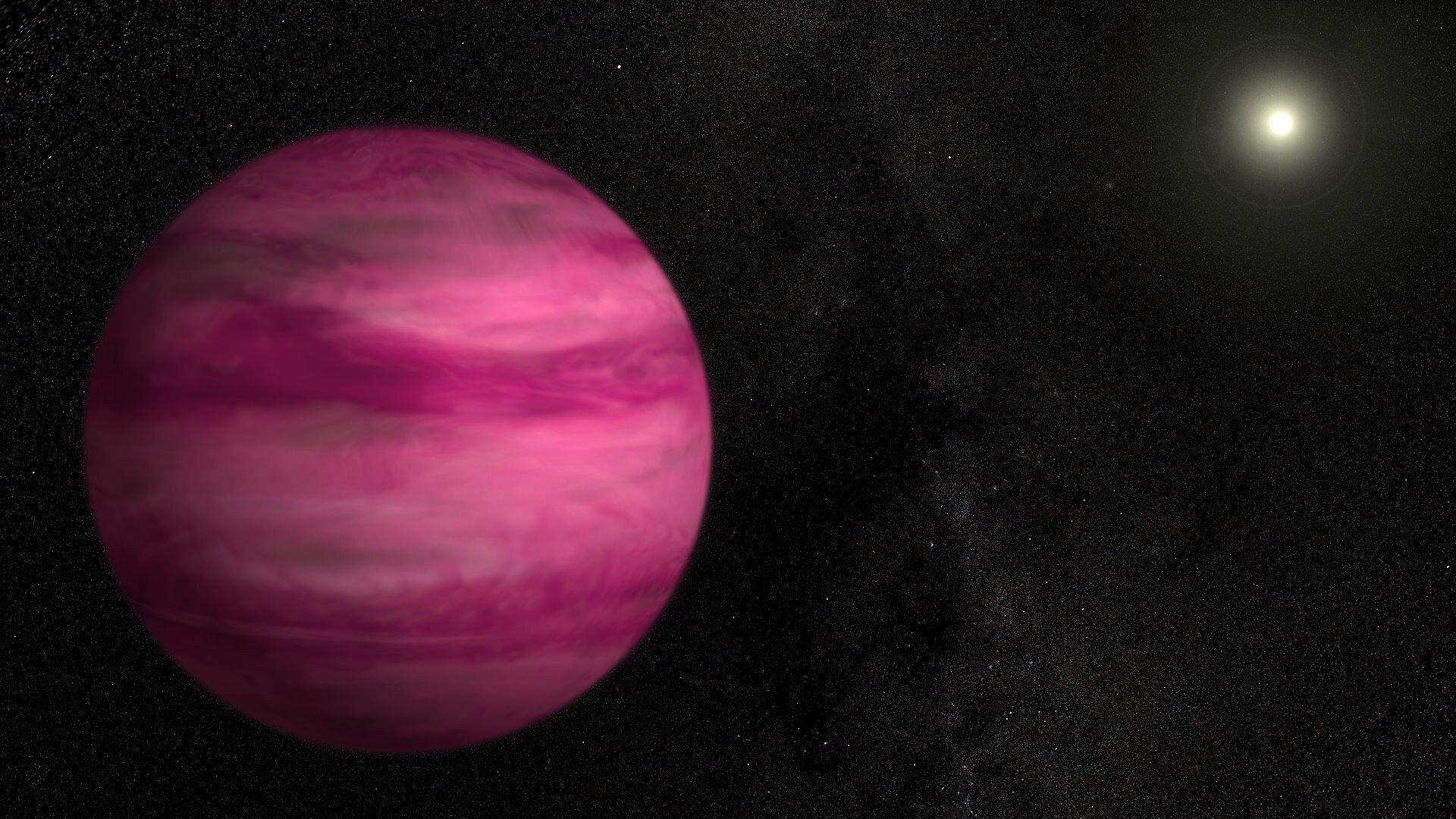 Using exoplanets as dark matter detectors