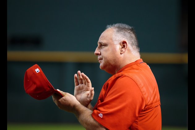 Manager Mike Scioscia names Team USA coaching staff