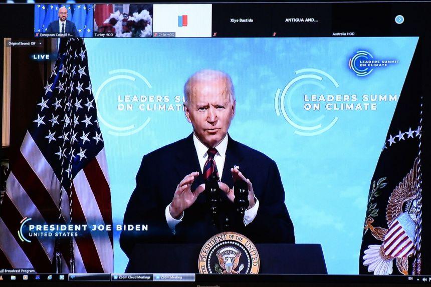 Biden climate summit: Expert views on emissions pledges so far