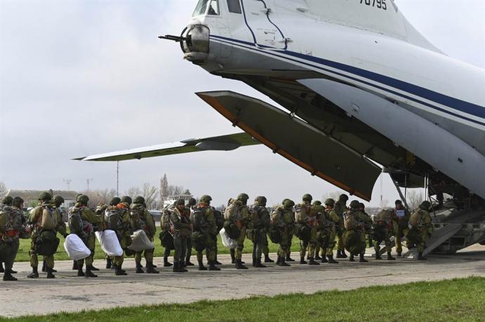 俄宣布边界撤兵 普丁邀乌总统会谈