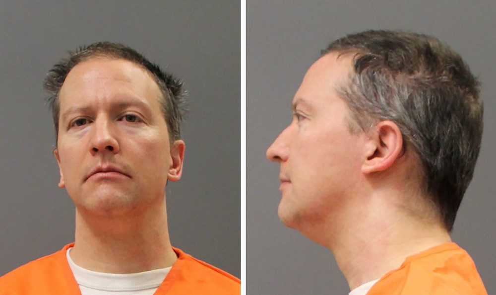 US ex-cop Chauvin to be sentenced June 16 for George Floyd murder