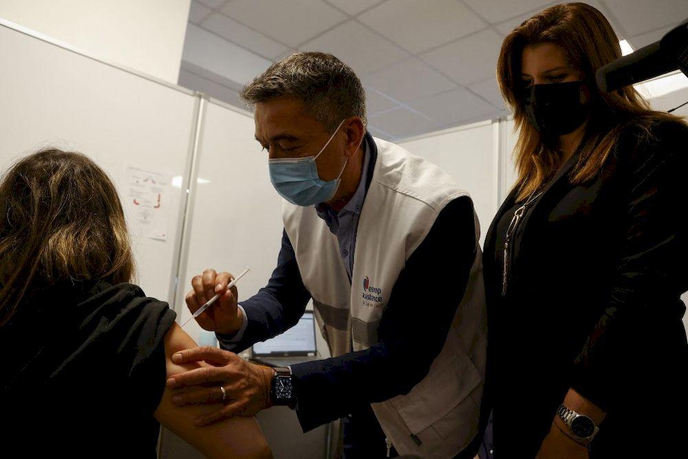 AstraZeneca vaccine benefits increase with age, says EMA