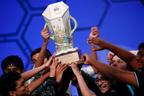 Scripps Spelling Bee Adds Vocabulary (and Possible Lightning Round) for 2021