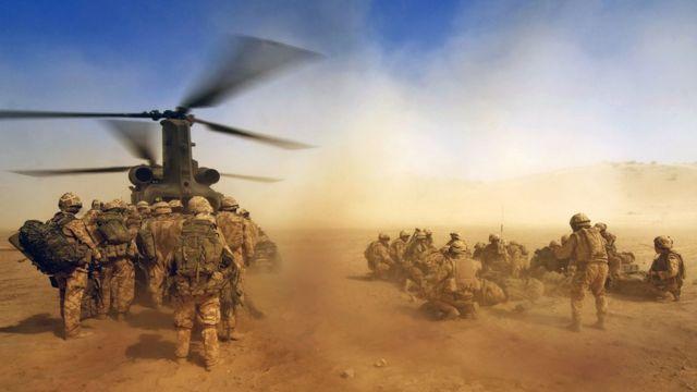 阿富汗战争20年:付出的一切都值得吗?(组图)
