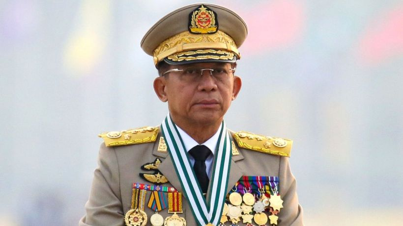 Myanmar: Military chief set to make first foreign trip since coup