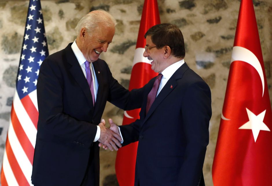 Biden talks with Turkish president ahead of expected genocide announcement