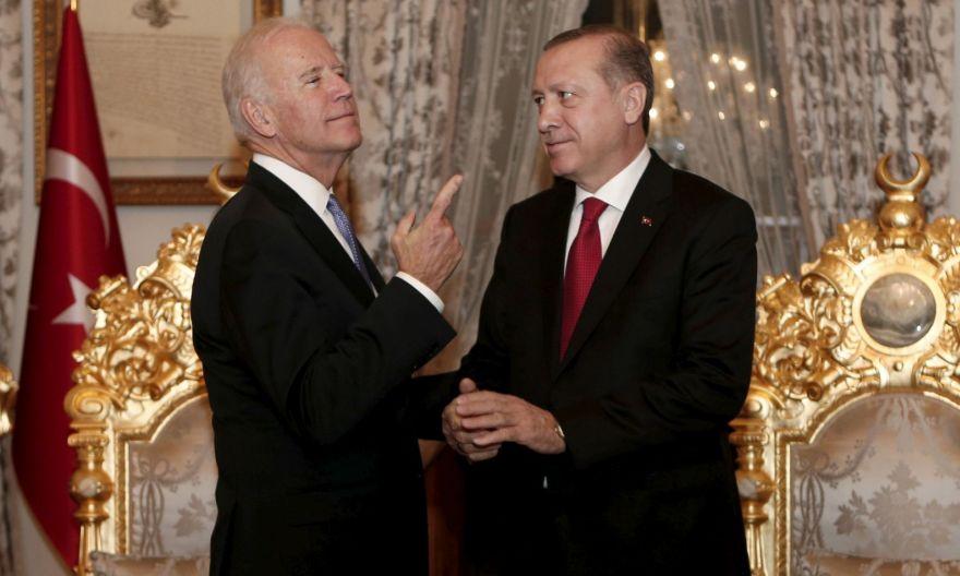Biden speaks with Turkey's Erdogan before expected Armenian genocide recognition
