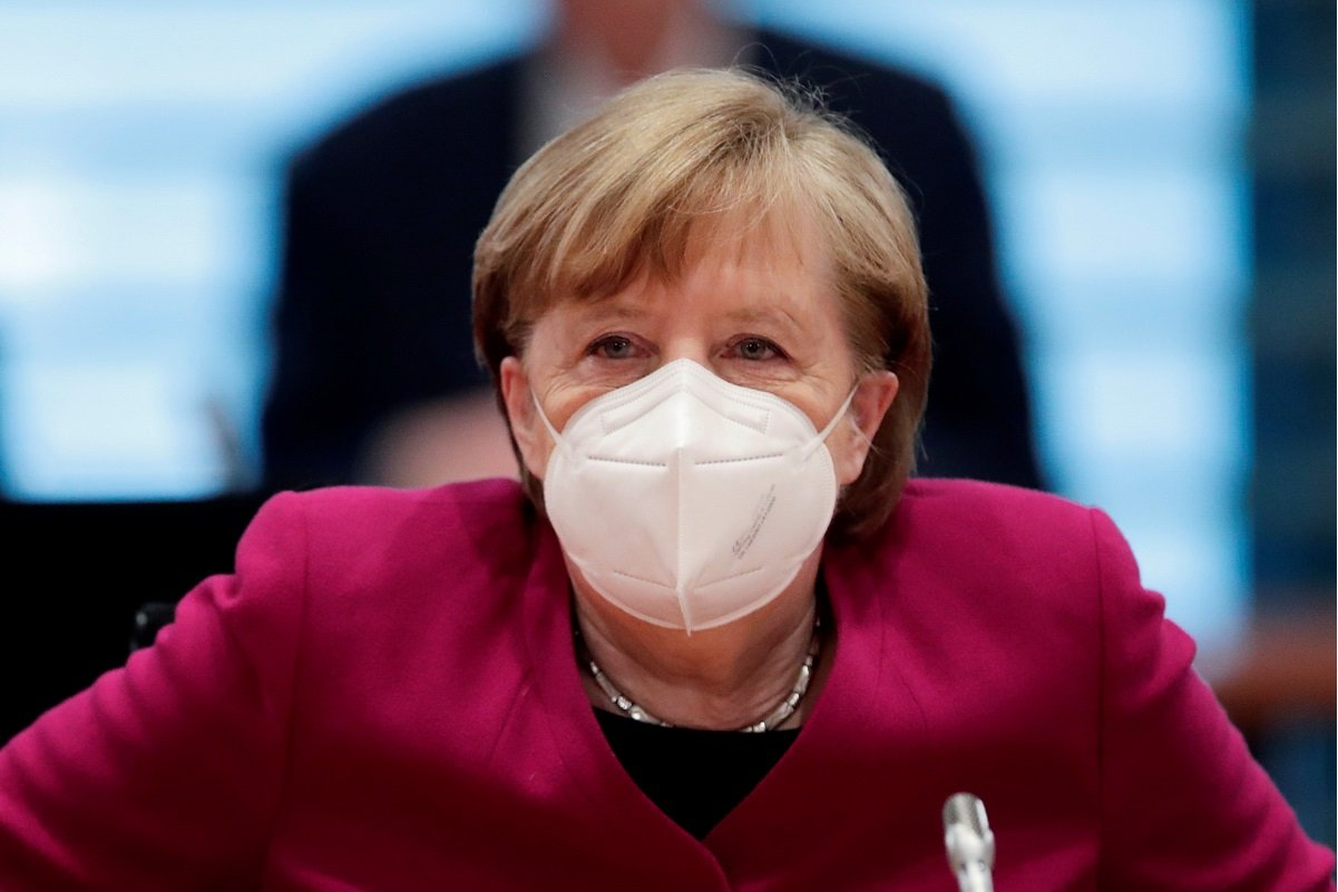 Merkel urges Germans to stick to stricter coronavirus rules