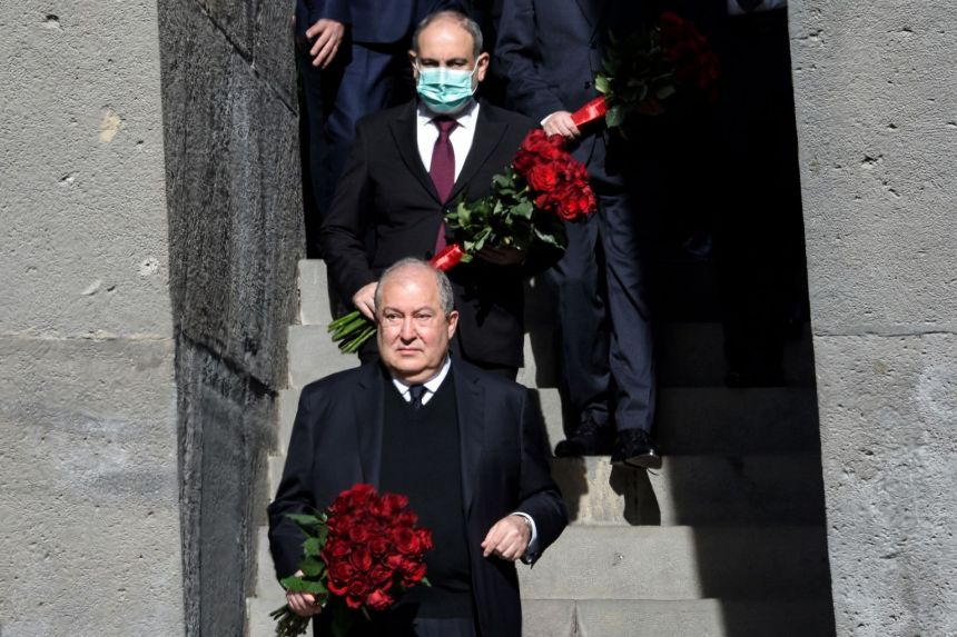 Armenia PM hails 'powerful' US recognition of Armenian genocide
