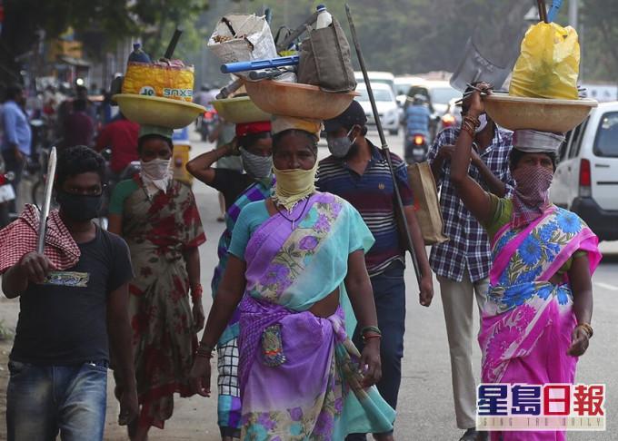 防变种病毒传入 多国禁止来自印度旅客入境