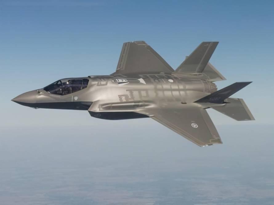 美国正式向以色列交付3架F-35战斗机