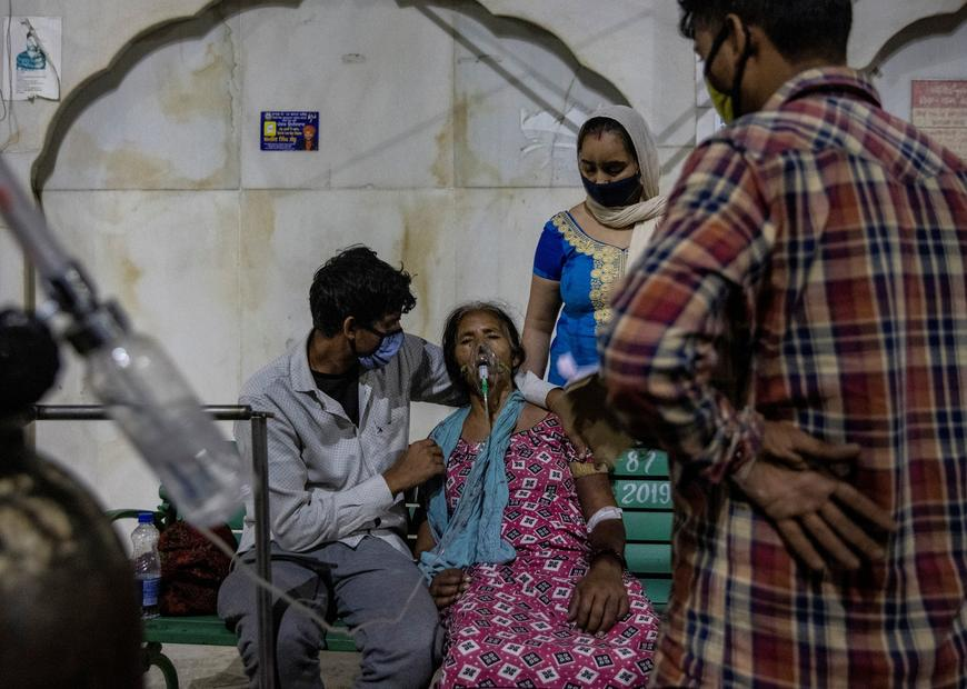 France to send oxygen equipment to India to help with COVID crisis