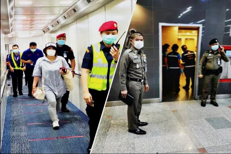 隔离酒店早产 妇人机场弃婴被捕
