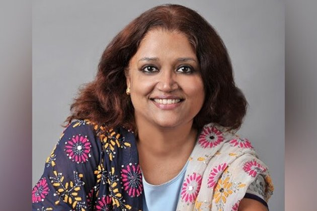 Leading change agent Dr Shweta Singh