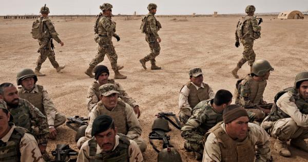 移交基地装备 美5月撤军阿富汗