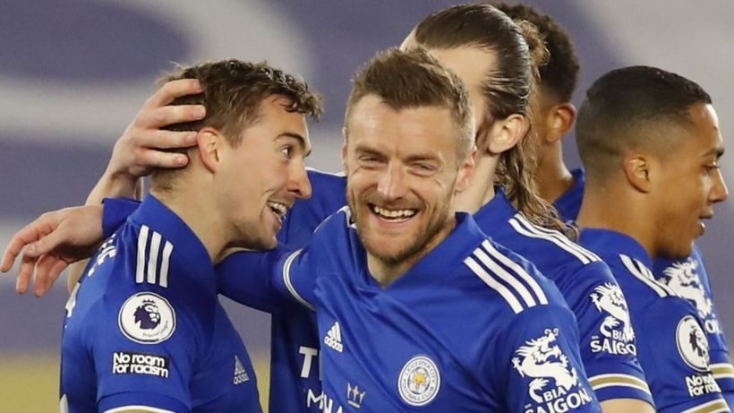 Leicester City 2-1 Crystal Palace: Foxes win to move closer to Champions League qualification